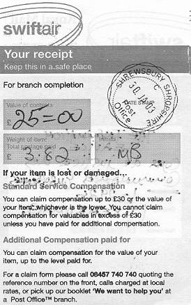 EU Court of Justice PO receipt (back)